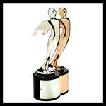 Telly-Award-Statues